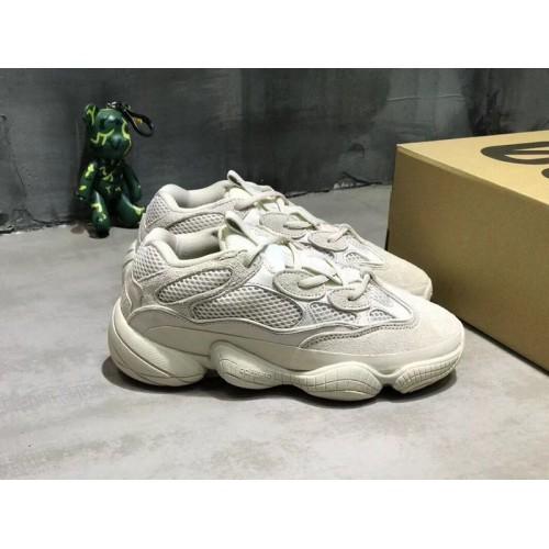 size 40 df419 def62 Yeezy 500 Blush Grey $69.99